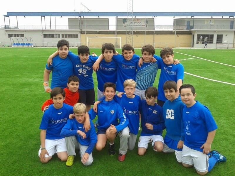 Encuentro deportivo en Palma del Río (Resumen)
