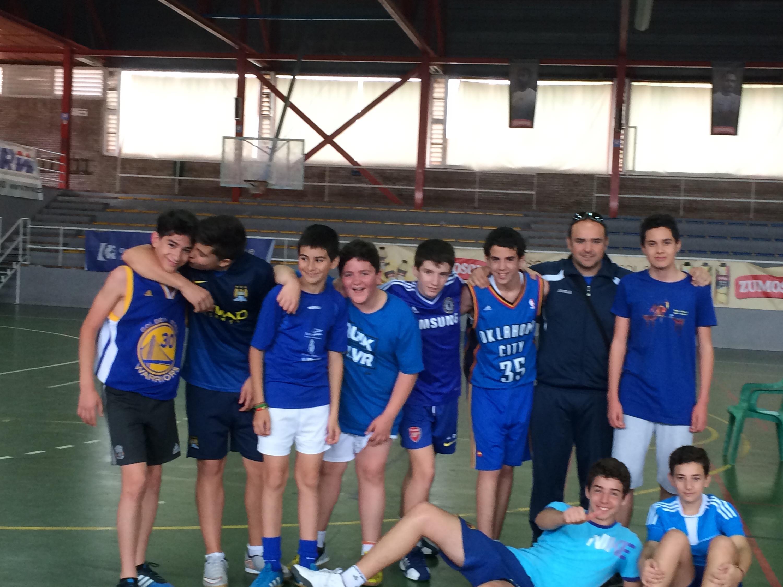 Encuentro deportivo en Palma del Río