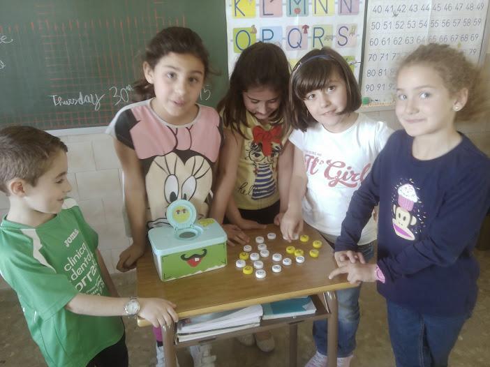 Extraescolar de Inglés 2º y 3º de Primaria