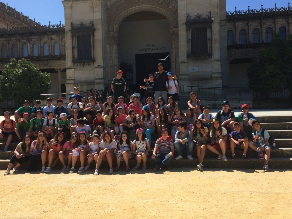 6º Primaria en Sevilla