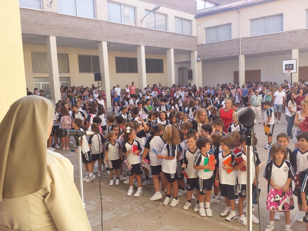 Inauguración del curso 2015-16