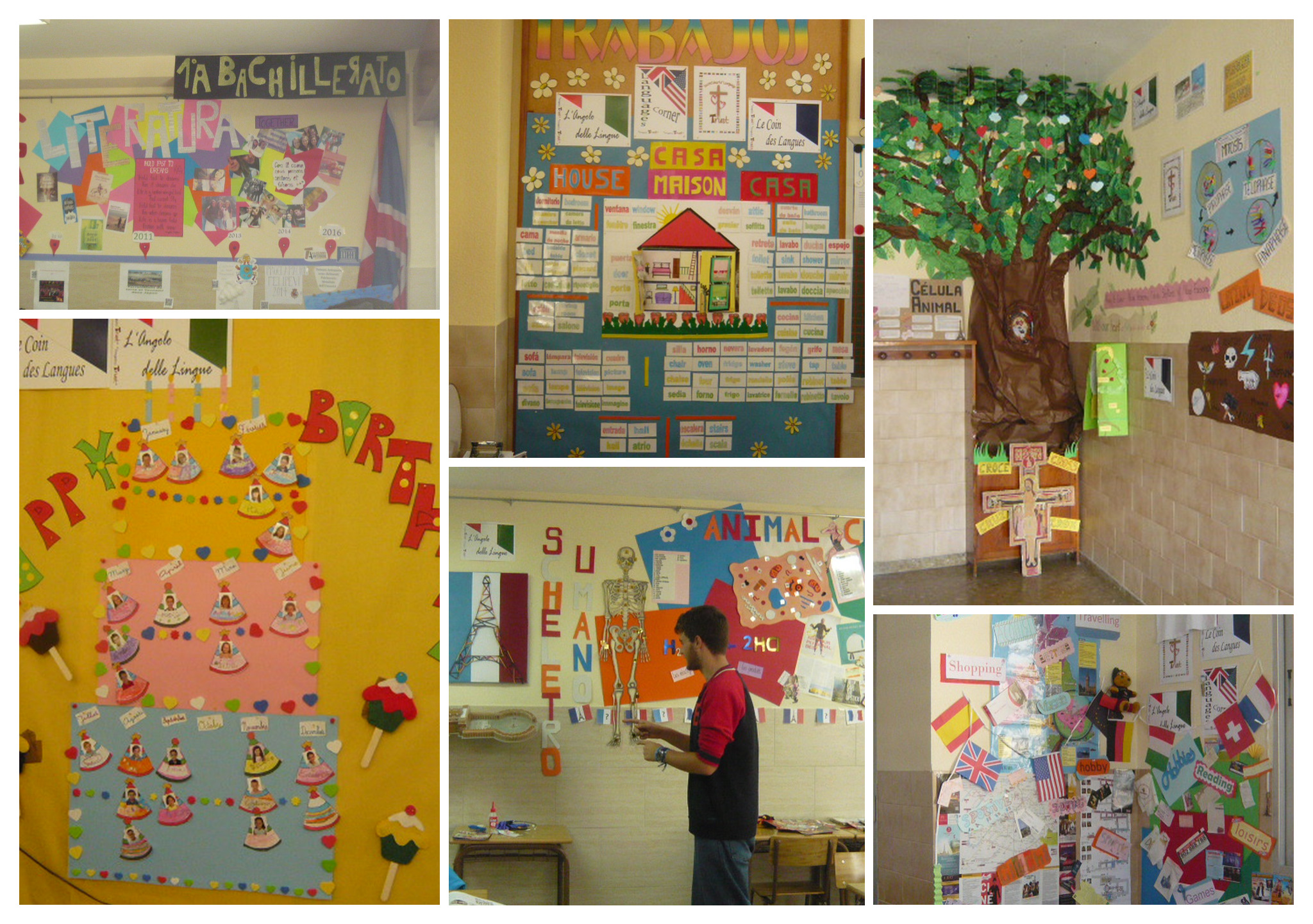 Languages Corner Competition: CONGRATS TO ALL