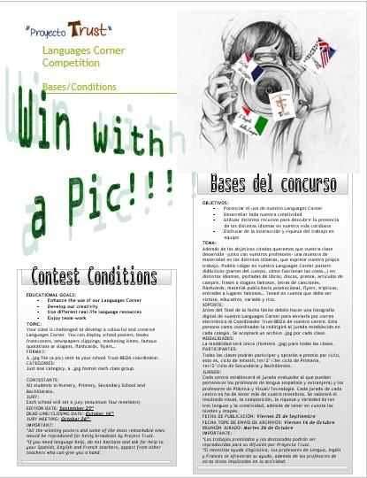 Languages Corner Competition