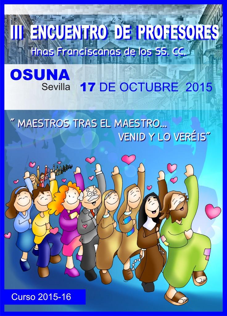 III Encuentro de profesores en Osuna