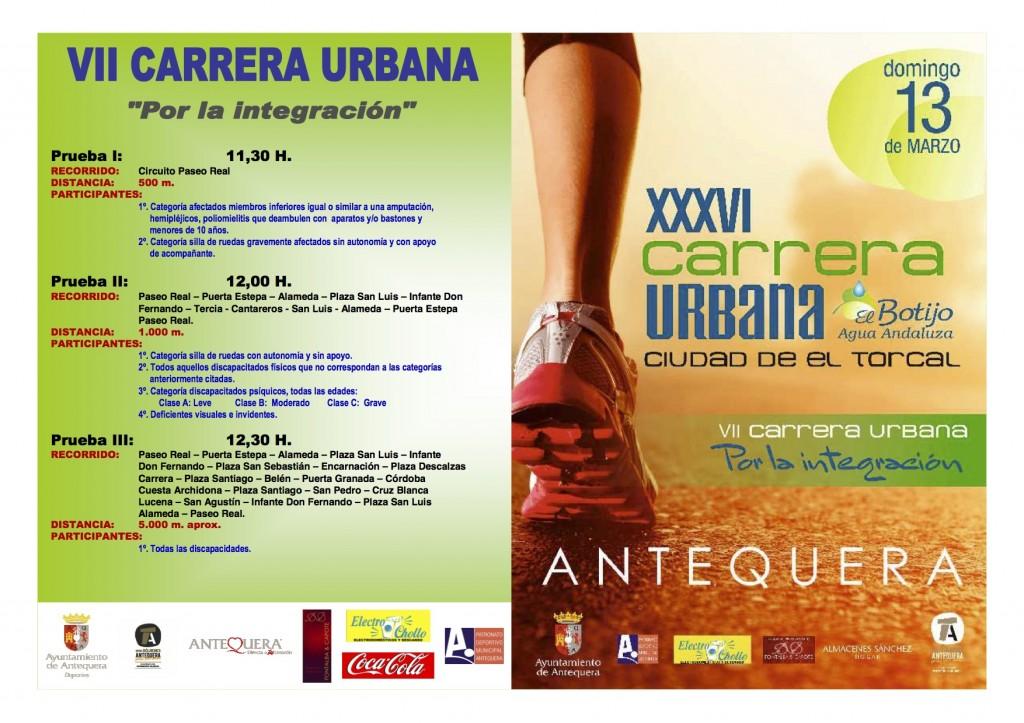 """VII Carrera Urbana """"Ciudad del Torcal"""""""