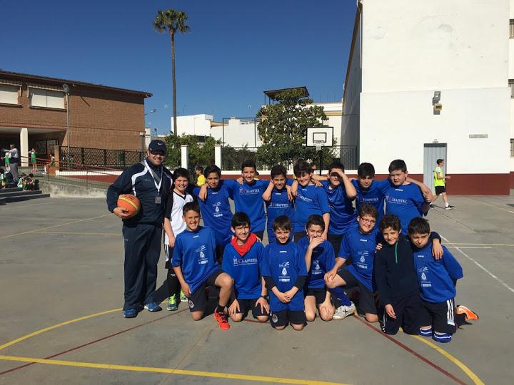 XV Encuentro deportivo en Marchena