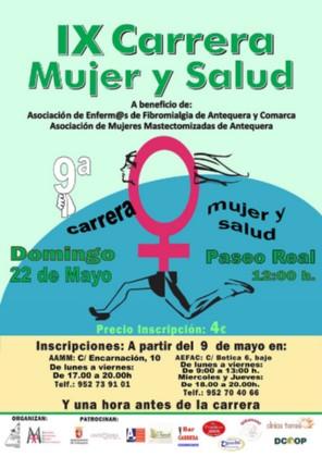 IX Carrera Mujer y Salud