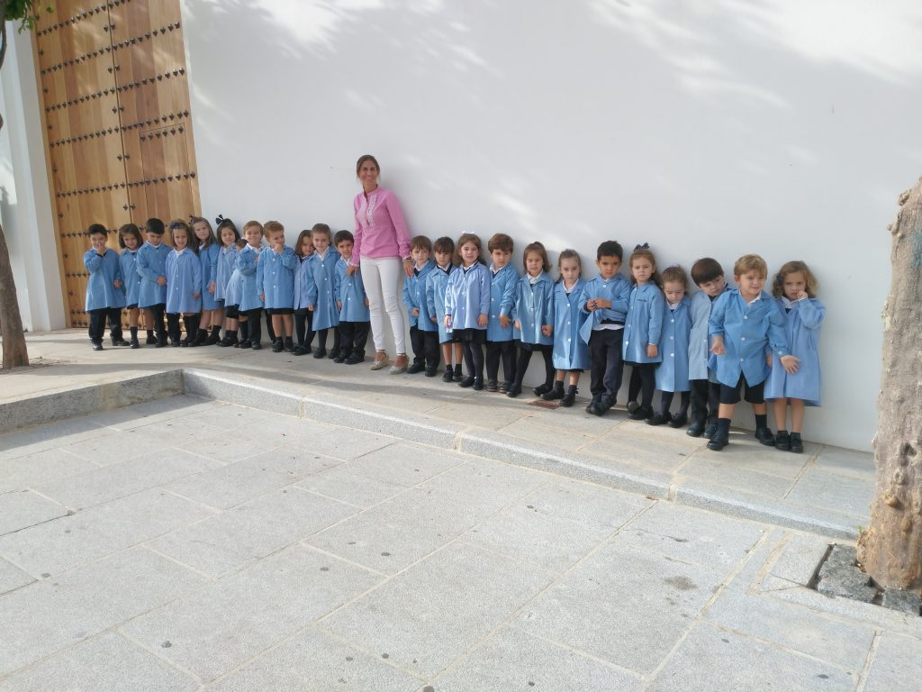 Visita al museo GRUPO B