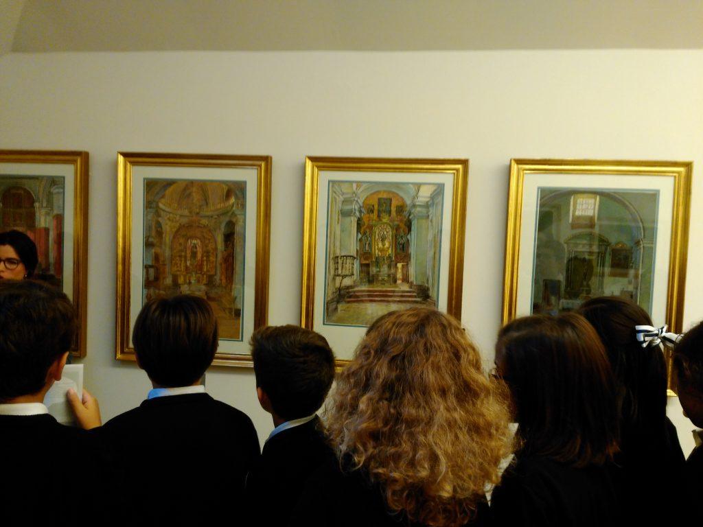 2º Ciclo de Educación Primaria Visita el Museo Municipal MUCA