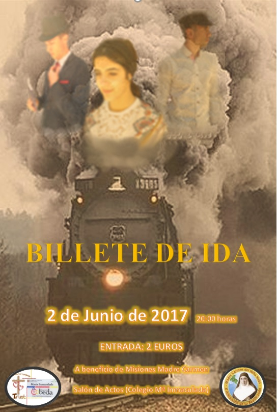 """""""Billete de ida"""" ESTRENO VIERNES 2 JUNIO"""