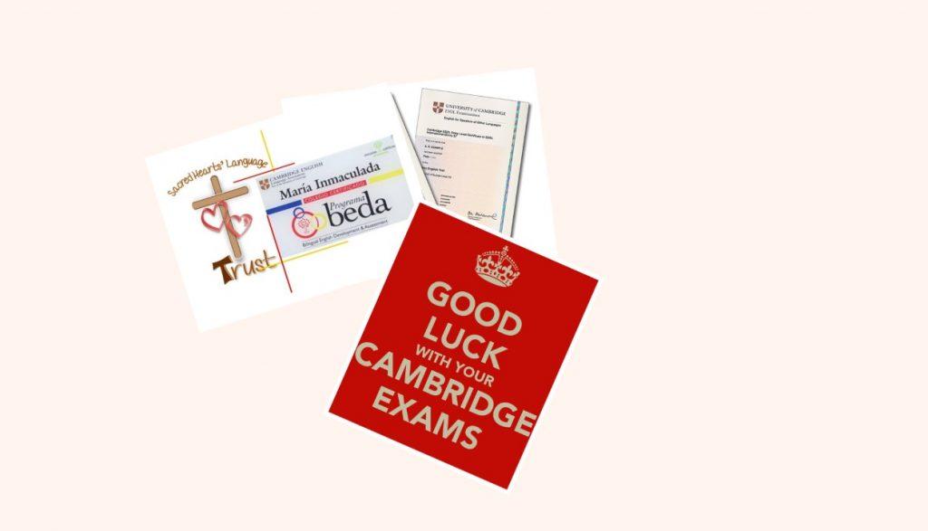 CAMBRIDGE EXAMS 2018