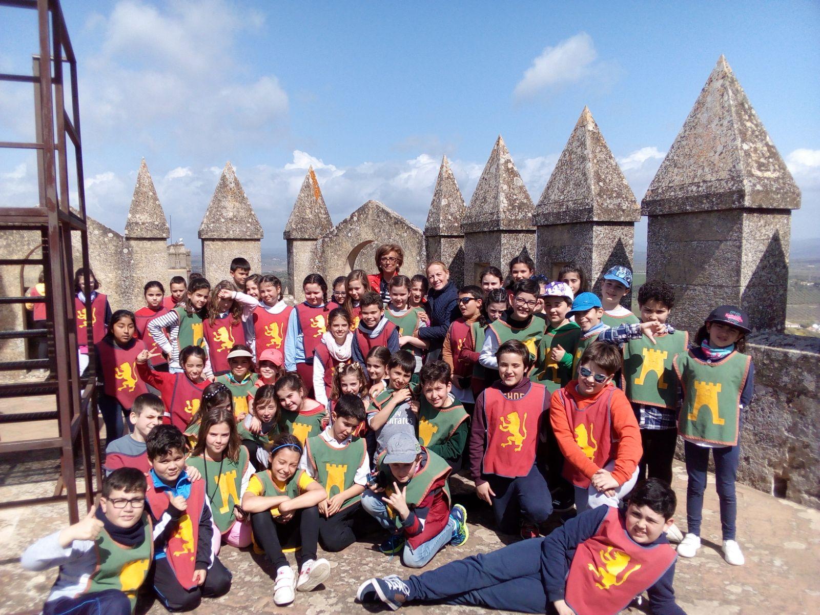 Visita al Castillo de Almodóvar