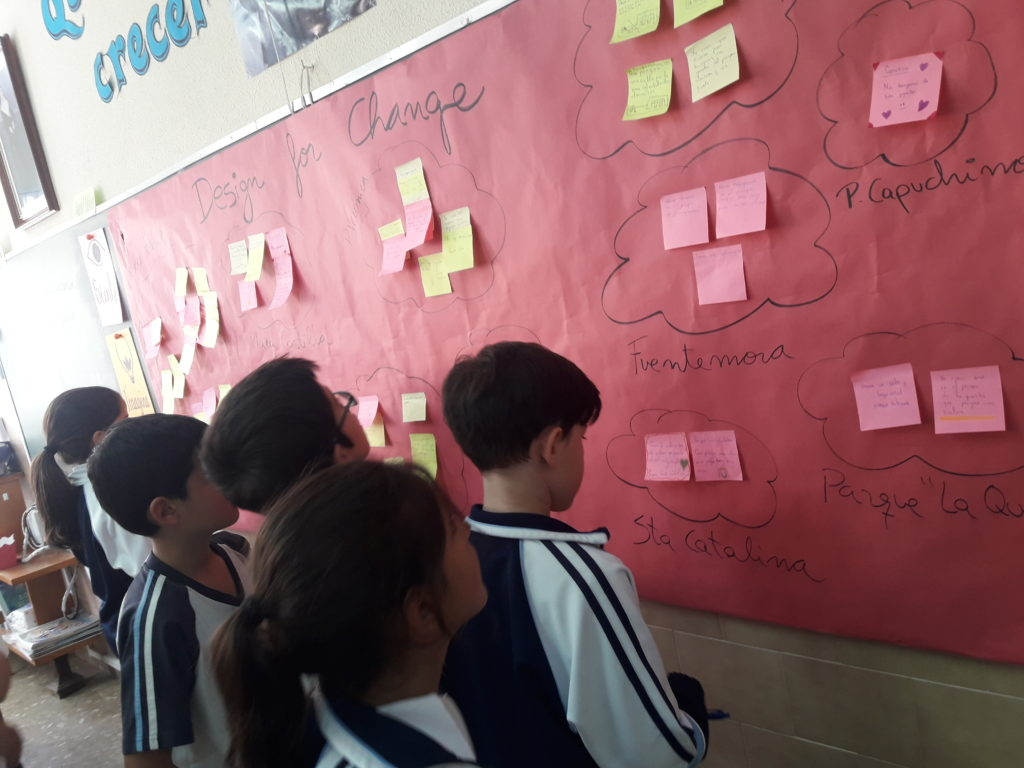 Design For Change. 3°Ed. Primaria