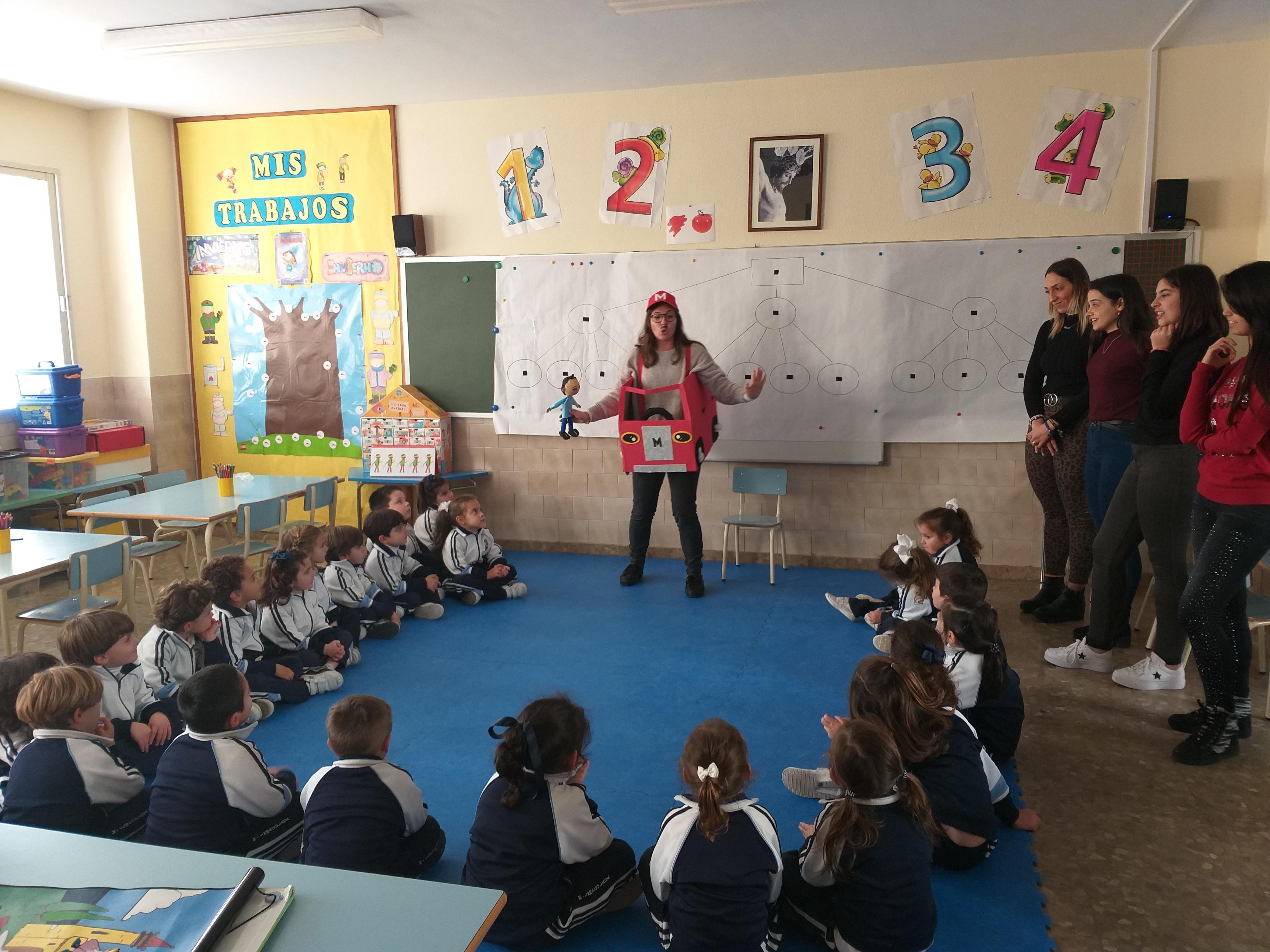 Mapping en Educación Infantil