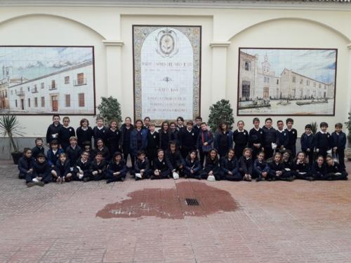2°Ciclo Visita el Colegio de la Victoria