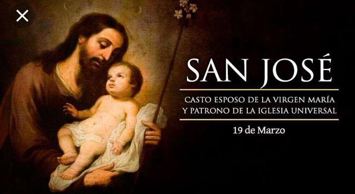 Eucaristía San José