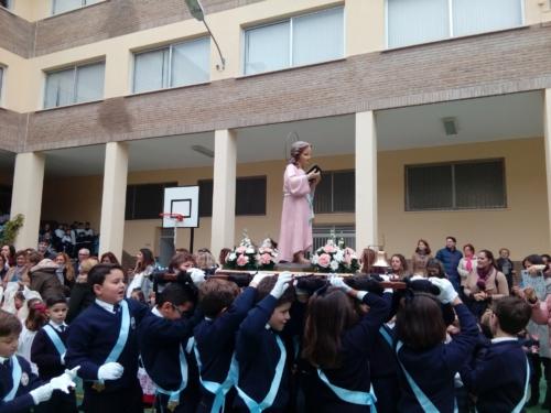 Virgen Niña