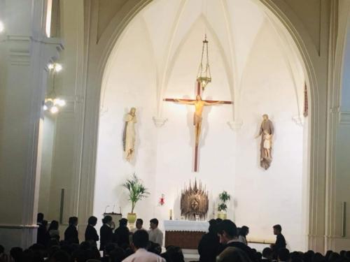 Eucaristía de San José