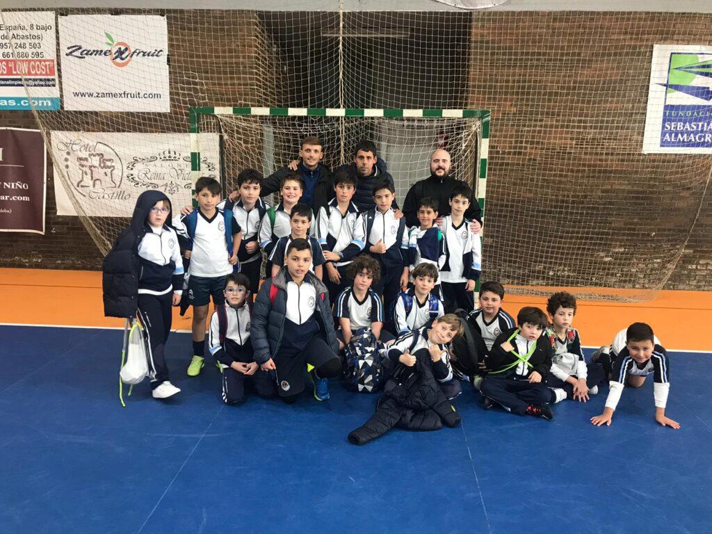 Encuentro deportivo Palma del Río