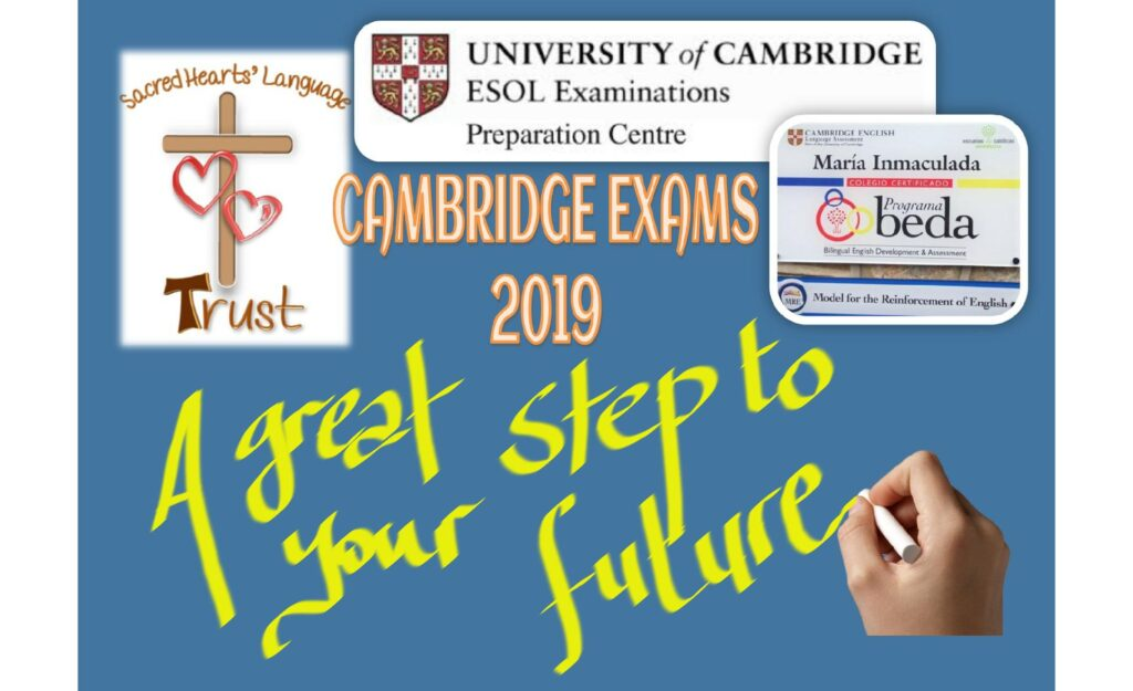 Cambridge Exams: se acerca vuestro momento
