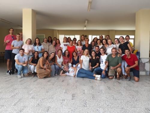 Convivencia de Profesores Inicio de Curso 19-20