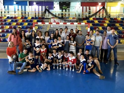 Entrega de trofeos Gala del deporte 18-19