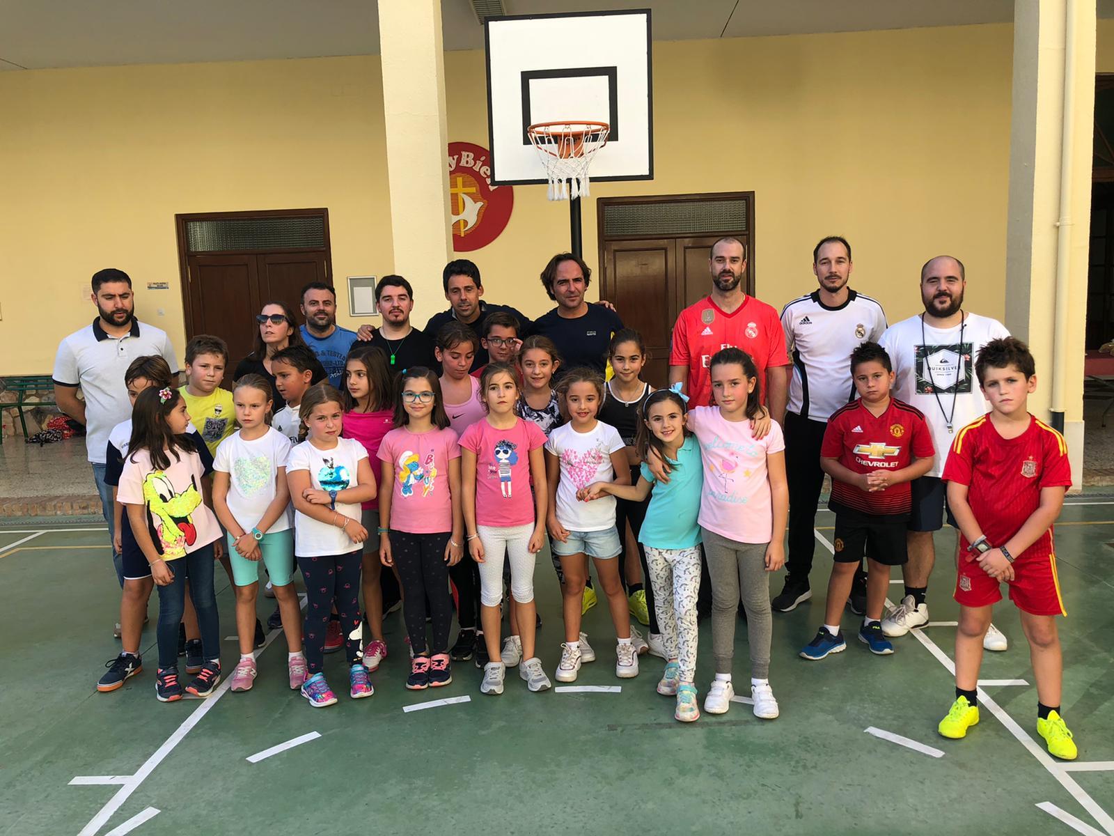 Encuentro deportivo de padres y alumnos 2019