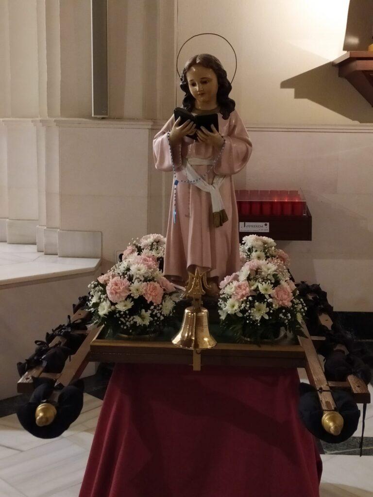 Festividad de la Virgen Niña