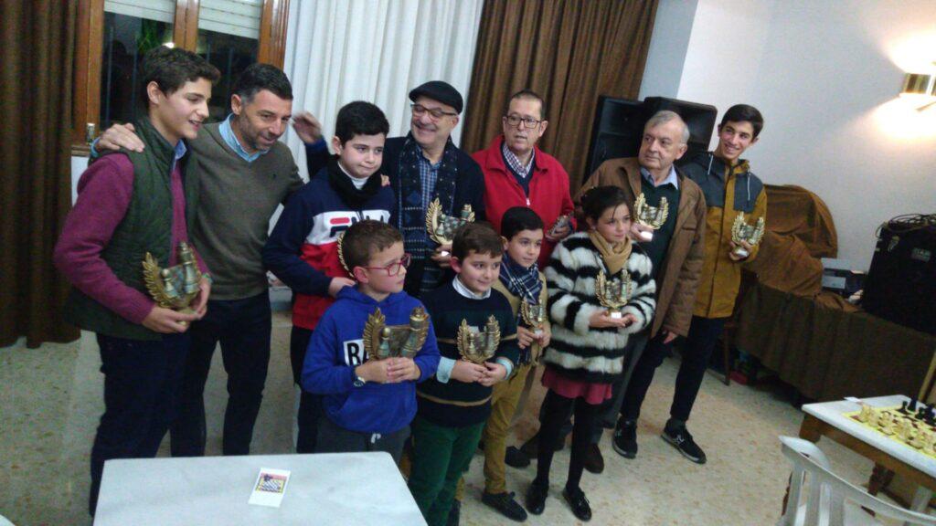 Open de Navidad de Ajedrez de Antequera