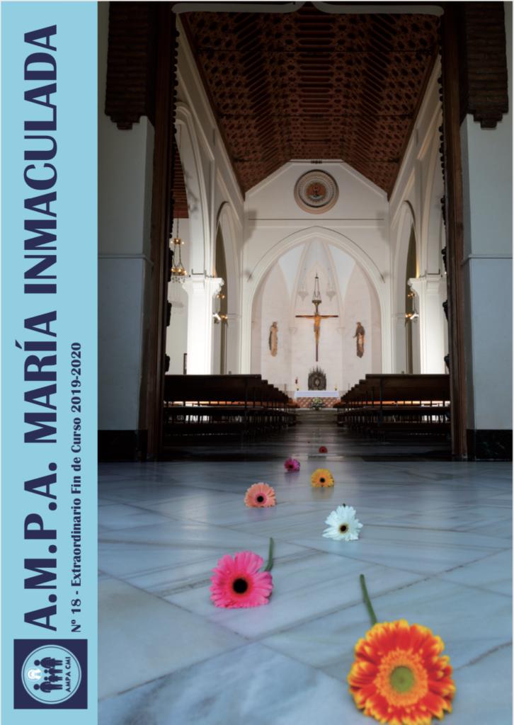 Revista AMPA Colegio María Inmaculada