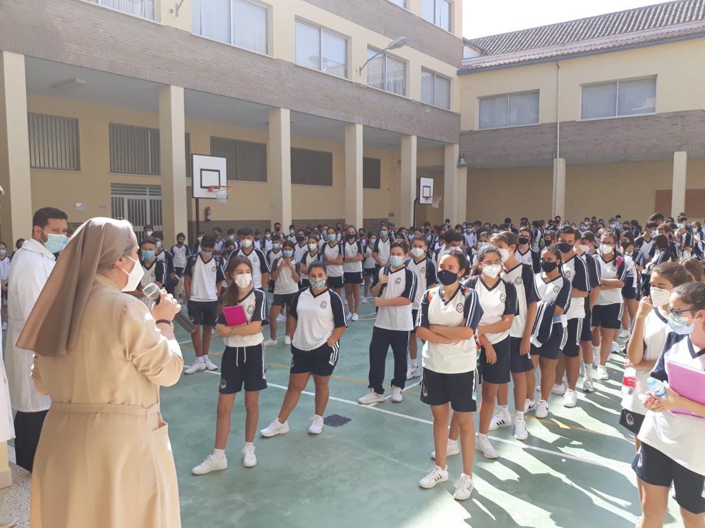 Bienvenida curso 2020-2021 de Secundaria y Bachillerato